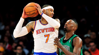 New York Knicks Eliminates the Boston Celtics, Knicks, Boston Celtics, Kevin Garnett, Paul Pierce