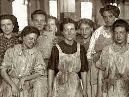 Incendio en fábrica de mujeres Triangle, dia internacional de la mujer, derechos laborales de la mujer