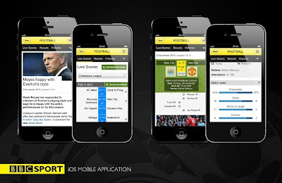 9 BBC%2BSport 10 of the Must Have and Best iPhone Apps