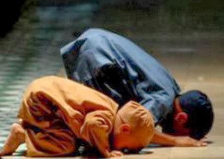 Cara mendidik anak agar taat beribadah
