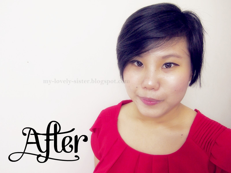 ... Sister ♥ a blog with love: Simple Everyday Makeup for Mono Eyelid