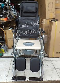 Kursi Roda Buang Air Besar