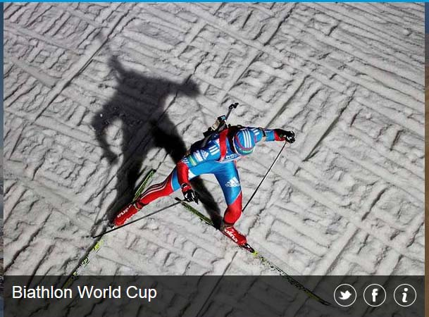 inovLy media : Biathlon World Cup
