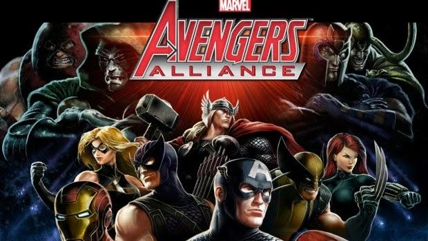 Marvel Avengers Alliance Hediye Hilesi