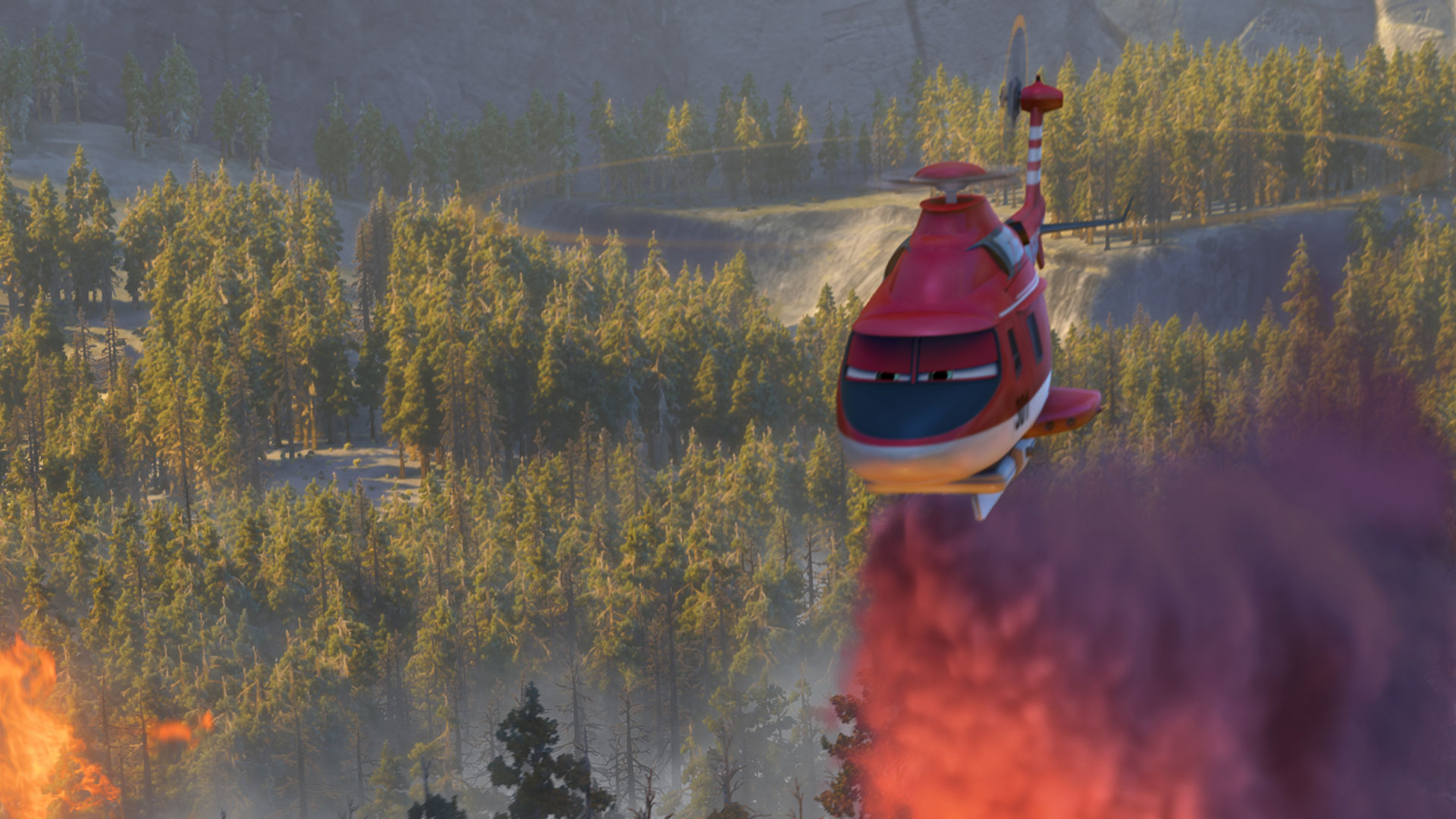 Blade ranger forest fire wallpaper hd blade ranger forest fire planes fire and rescue voltagebd Gallery