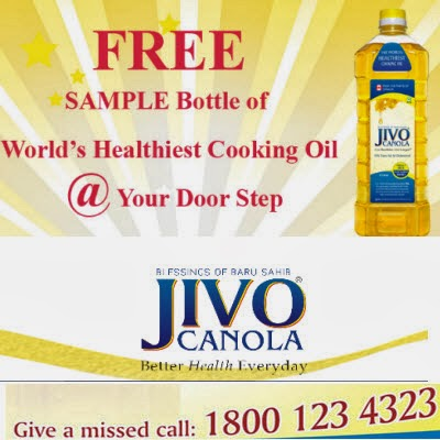 Free Cooking oil
