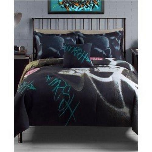 Graffiti Comforter & Bedding Sets For Boys & Girls: More