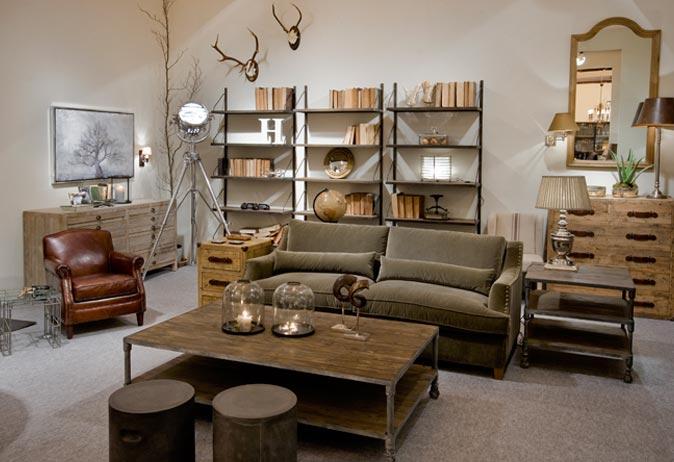 Marta decoycina hanbel mobiliario del norte for Tiradores estilo industrial