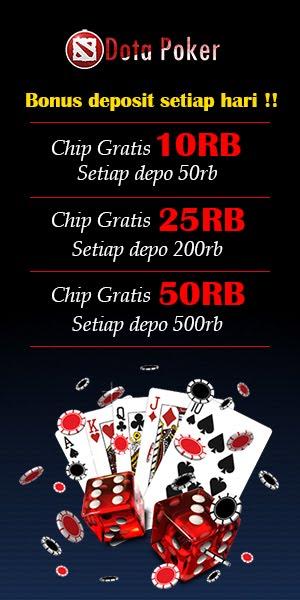 DotaPoker.com  Agen Poker & Domino Online Terpercaya