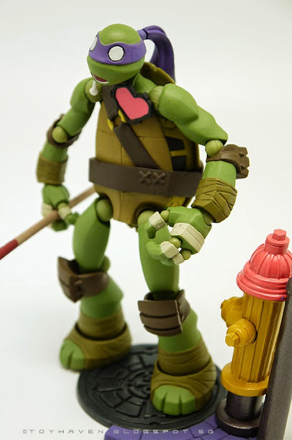 Teenage mutant ninja turtles nickelodeon donatello toy - photo#24