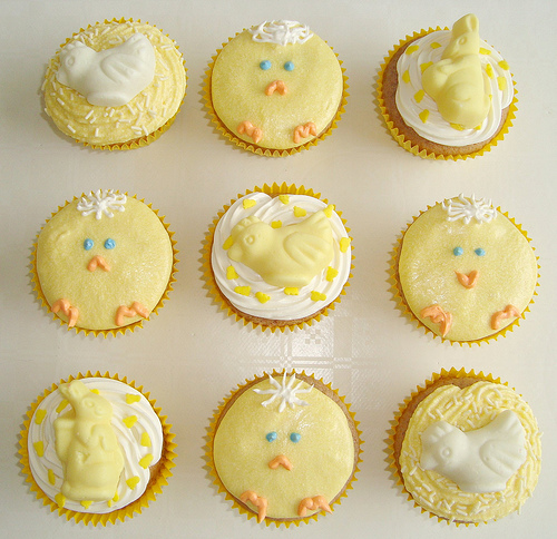 easter cupcakes recipes for kids. cute easter cupcakes recipes.