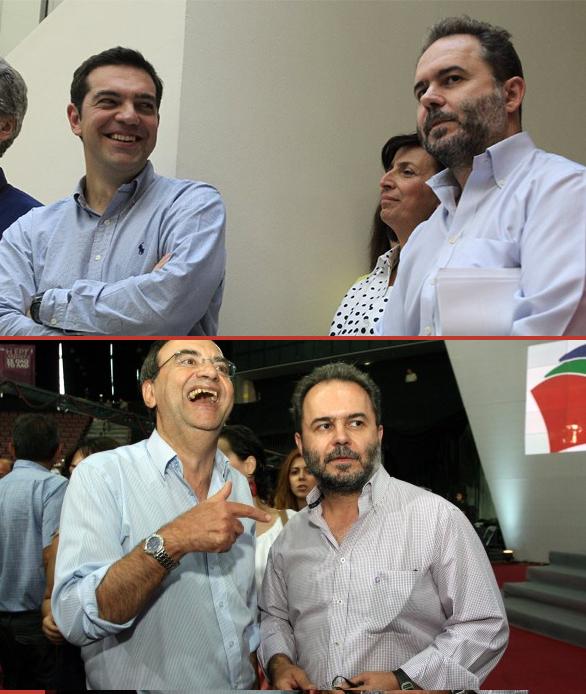 Φάτε Ελπίδα και πιείτε ξυδάκι λέει ο προστευόμενος του Mr Tsipras και πρώην κλεφτοπασόκος Φωτόπουλος