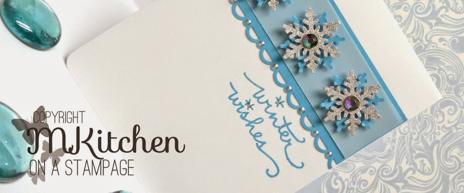 On A Stampage...: Winter Wishes