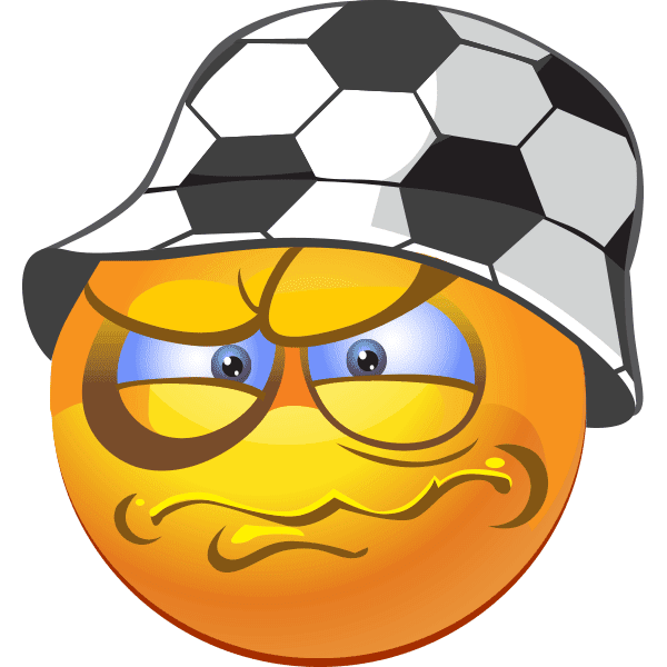 Sad Soccer Fan