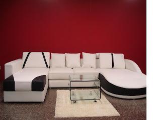 sofá lindo