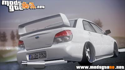SA - Subaru Impreza