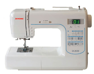 my new sewing machine::
