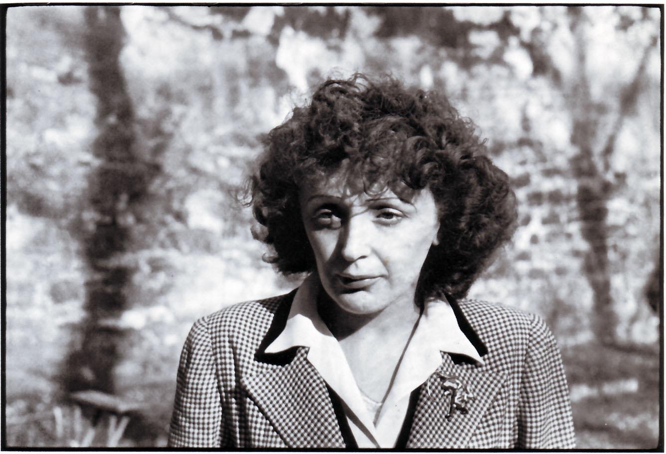 Edith Piaf 1940s Edith Piaf Jpg