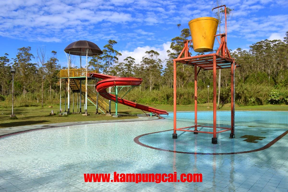 Kampung Cai Rancaupas Kolam 2