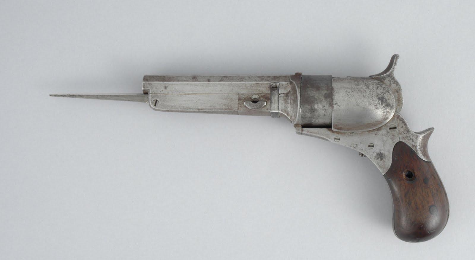 Colt Revolver 1835 Prototype Colt Revolver 1835