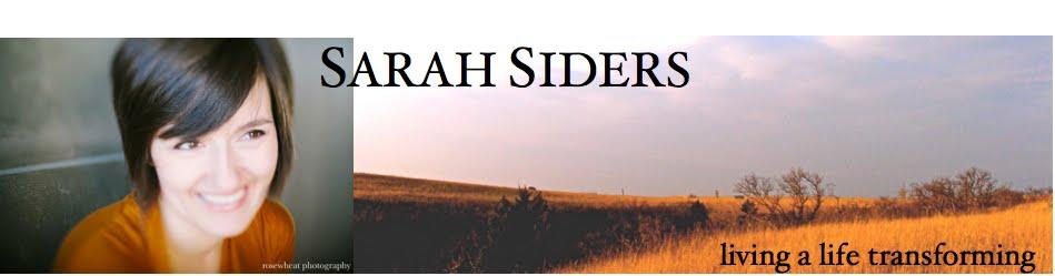 Sarah Siders
