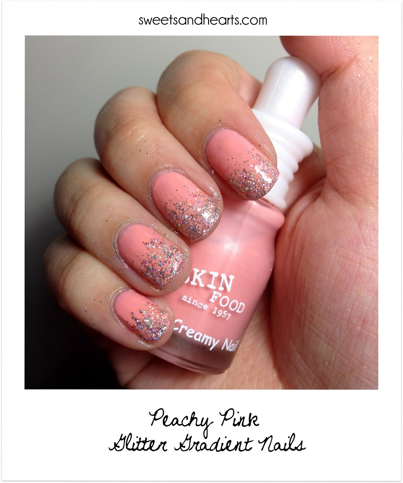 the gallery for gt glitter prom nails