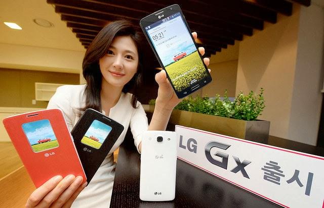 lg gx announced