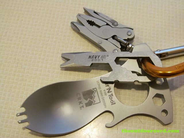 Navy CUI 2001 Keychain Tool