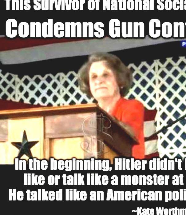 Hitler Quotes Gun Control
