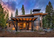 Modern Mountain House Plans