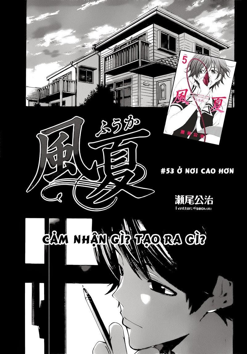 Fuuka chap 53 Trang 5 - Mangak.info