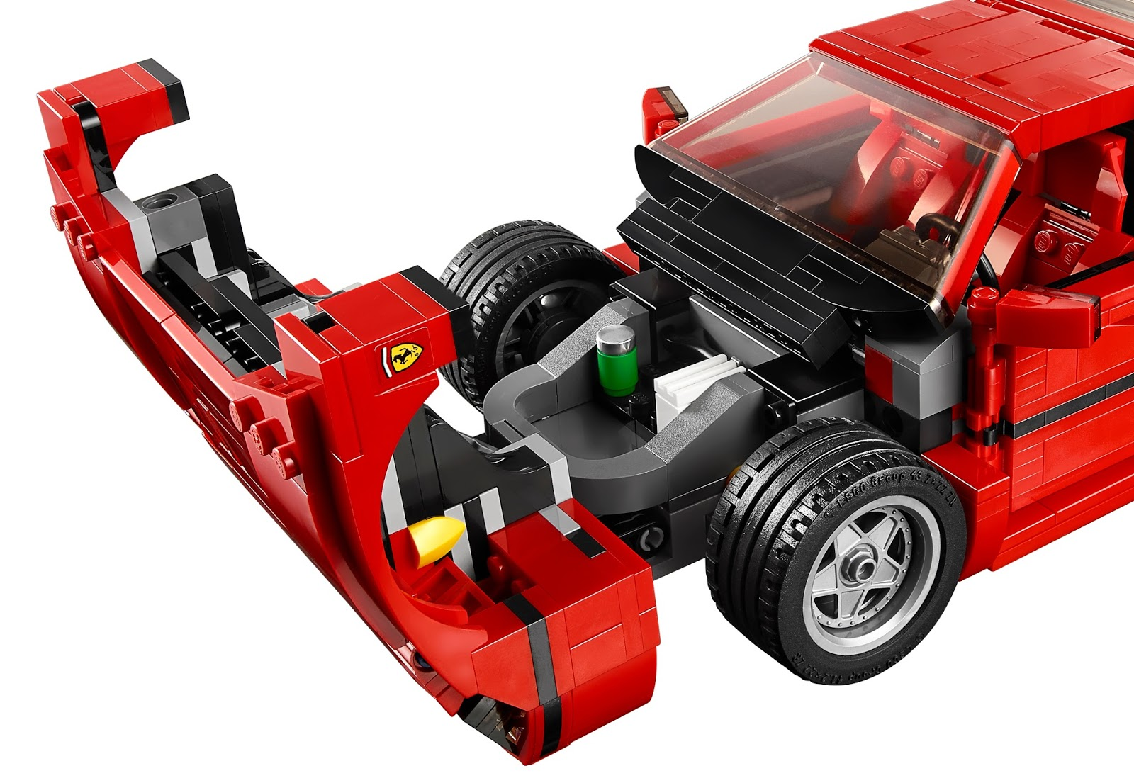 the brickverse lego ferrari f40. Black Bedroom Furniture Sets. Home Design Ideas