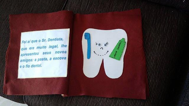 Livro Meu Dente - Professora Simone Bezerra