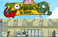 Zombies Inc walkthrough.