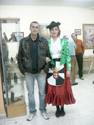 Traje Regional de Ceuta donado por nuestro socio D. Miguel Rodriguez ! GRACIAS!