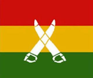 Gadar Party Flag