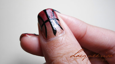 NOTD - Basketball Nails