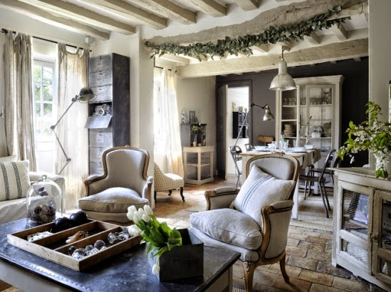 Modern French Country Living/lulu klein