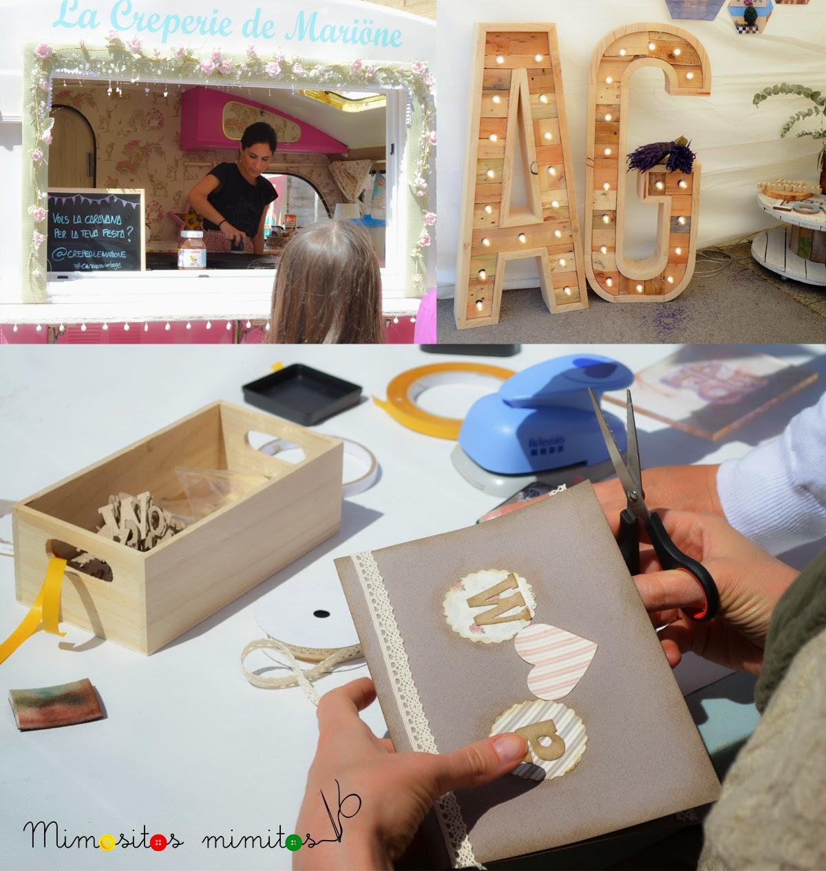 Handmade Festival Barcelona 2014 hecho a mano craft DIY manualidades Fira BCN mercadillo feria artesanal