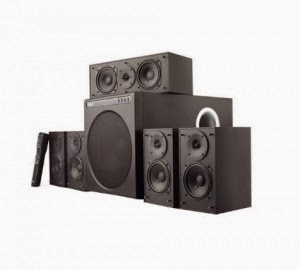 Snapdeal: Buy Edifier DA5000PRO 5.1 Speaker System at Rs. 8950