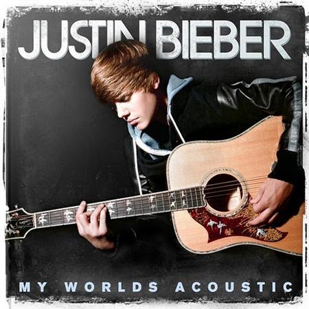 album justin bieber my worlds acoustic. Justin Bieber