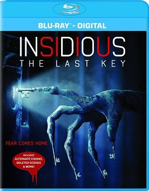 Insidious The Last Key 2018 BRRip BluRay 720p 1080p