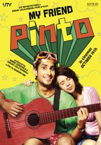 My Friend Pinto (2011 - movie_langauge) - Prateik Babbar, Kalki Koechlin, Manisha Koirala, Naseeruddin Shah, Divya Dutta, Makrand Deshpande, Shakeel Khan, Arjun Mathur, Raj Zutshi, Shruti Seth, Amin Hajee