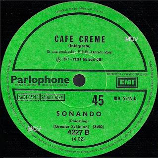 CAFÉ CREME – Citas Ininterrumpidas de Los Beatles / Soñando (1977) CAFE+CREME-Los+Beatles-So%25C3%25B1ando-Lado+2