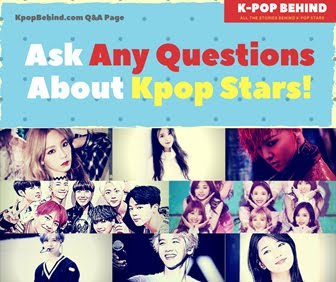 KpopBehind Q&A Page