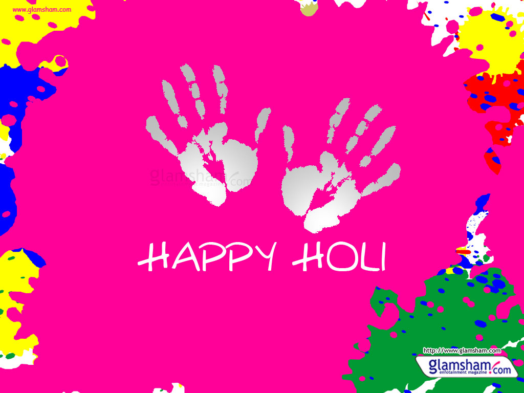 Holi 2012 Wallpaper