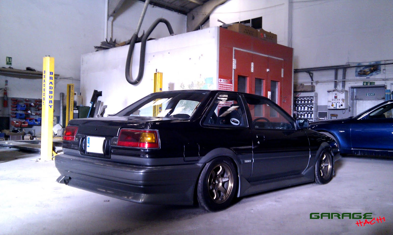 another Trueno arrives at the