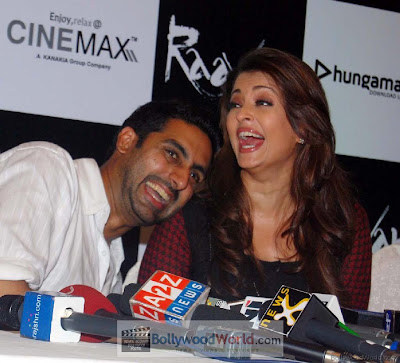 Latest Abhishek Bachchan wife Aishwarya Rai High Quality Wallpaper Pics Scenes 2011