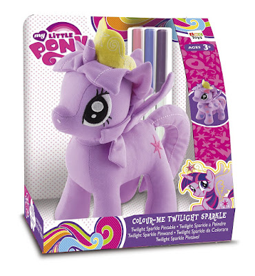 JUGUETES - MY LITTLE PONY Peluche Twilight Sparkle Pintable con rotuladores  IMC Toys 27701 | Comprar en Amazon
