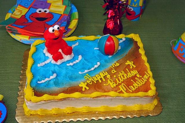 Birthday Cake Pictures Elmo Birthday Cake Pictures